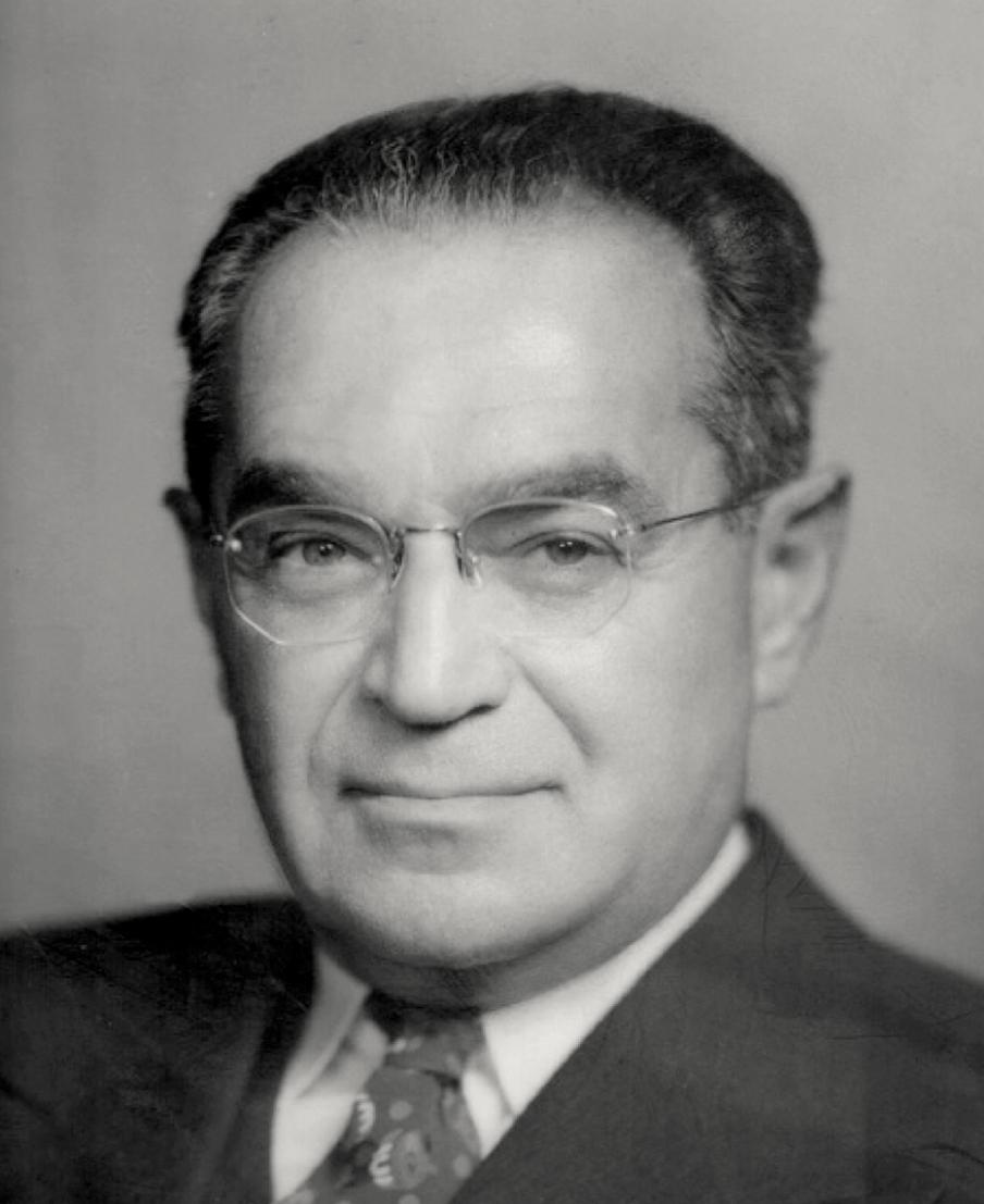 Barnett Esh,1953
