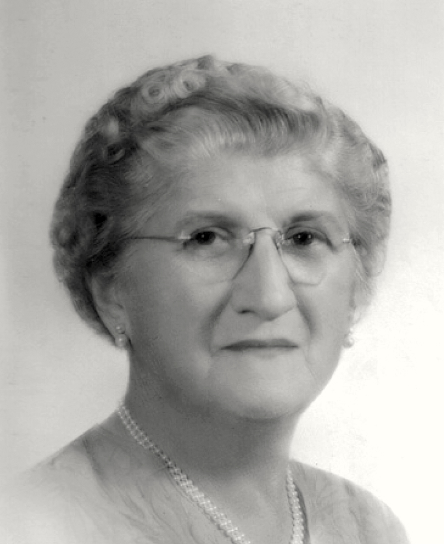 Rachael Esh, 1953