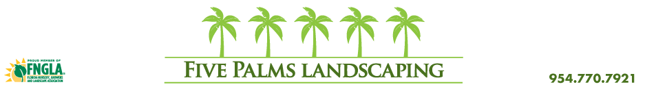 Five Palms Landscaping