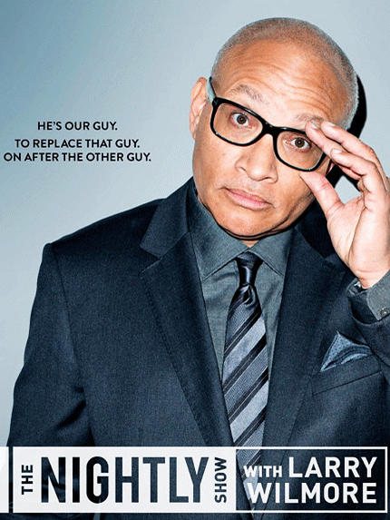 """The Larry Wilmore Show""  Hair & Makeup - Field Shoots only"