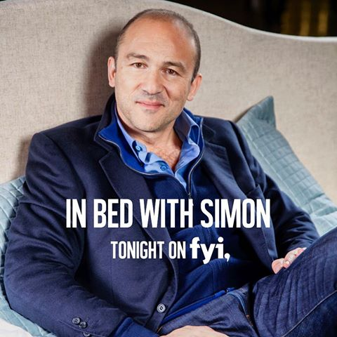 """In Bed with Simon"" Hair & Makeup"