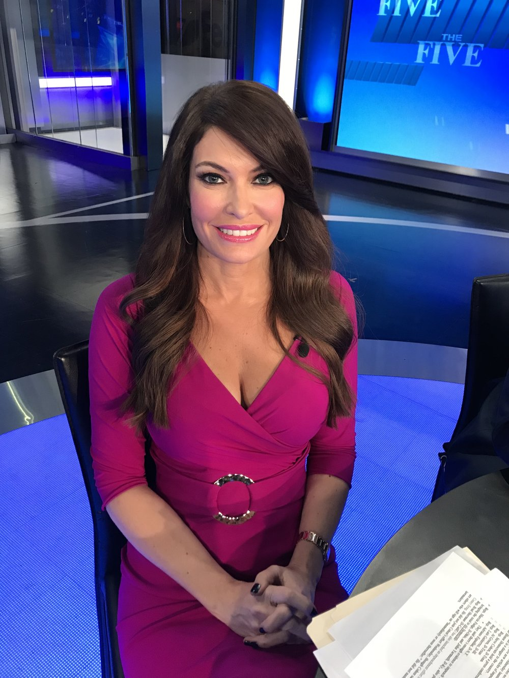 "Kimberly Guilfoyle- ""The Five"" (Makeup)"