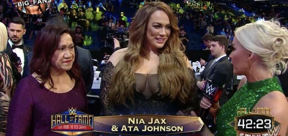 Ata Johnson  (Hair & Makeup)
