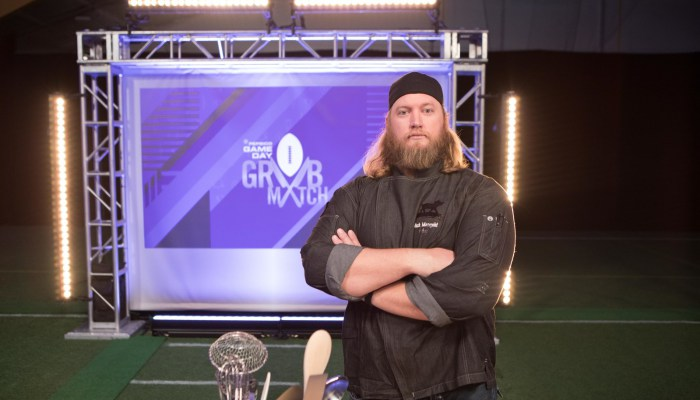 "Nick Mangold ""Game Day Grub Match"" (Former NY Jets)"