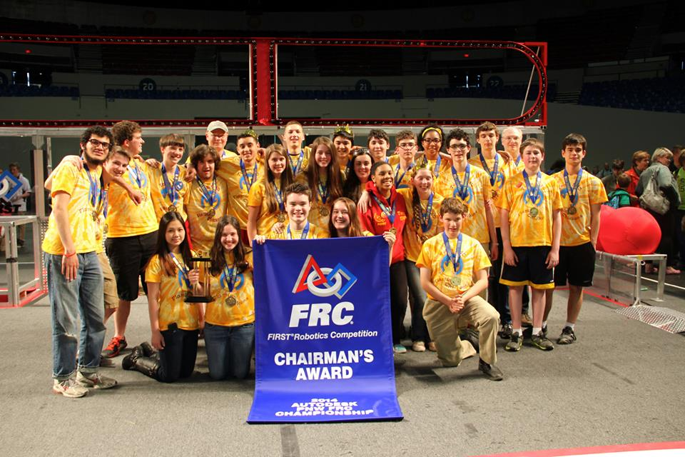 Autodesk Pacific NW District Championship 2014