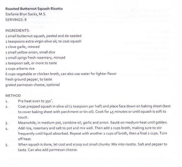 Butternut Squash Risotto-1