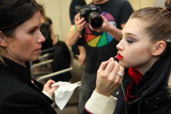 gucci-westman-fashion-week-green-backstage