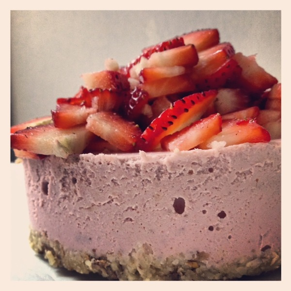 strawberry-cheesecake
