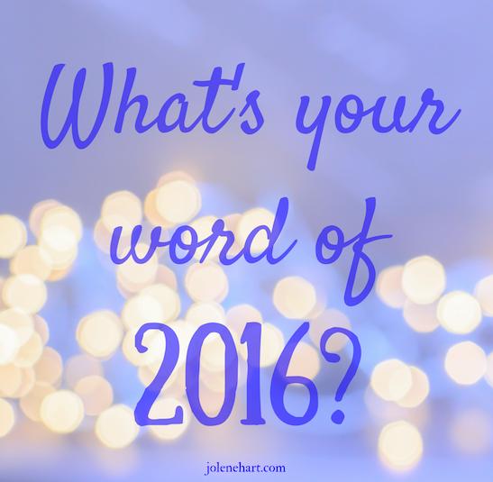 2016 Beauty In One Word