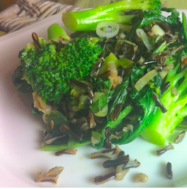 Wild Rice Detox Salad