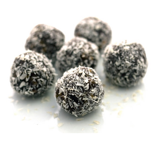 Raw Cocoa Almond TRuffles