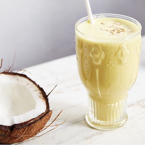 Golden Coconut Smoothie