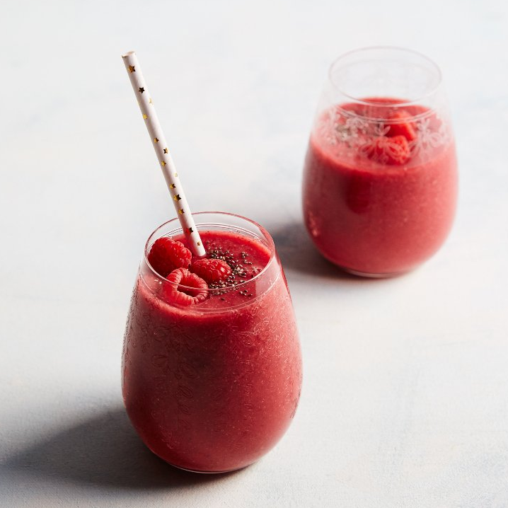 Ginger Beet Berry Smoothie