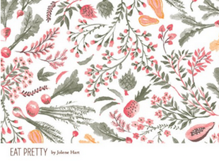 Eat Pretty Wallpaper 3