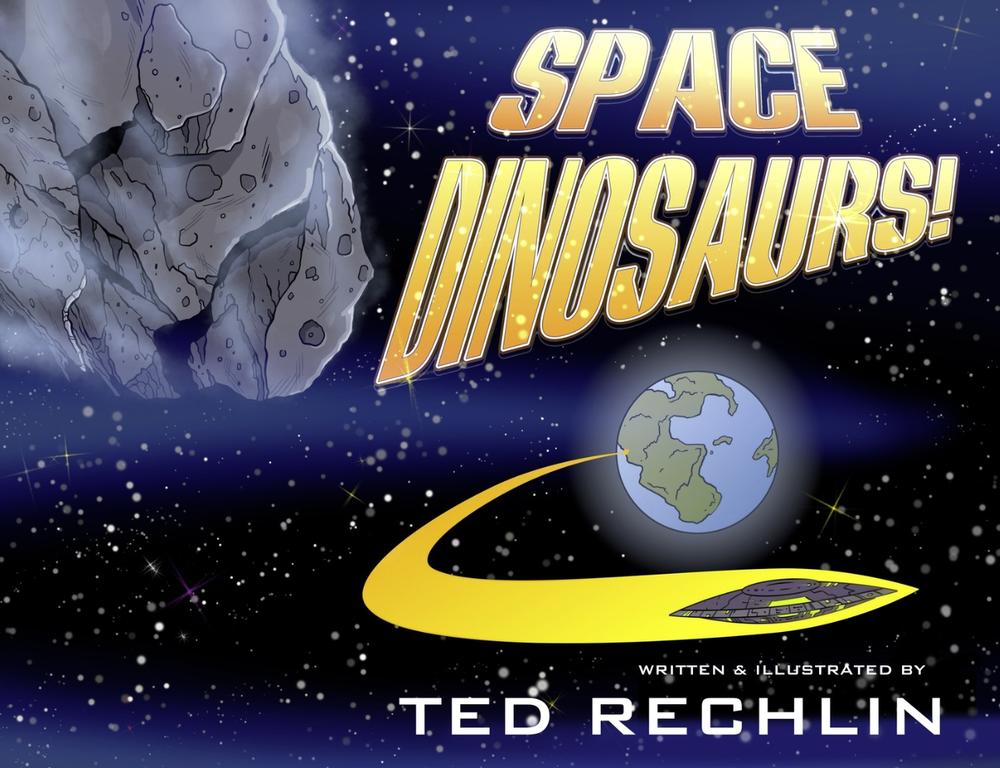 Dinosaurs...IN SPAAAAAAACE!!!!