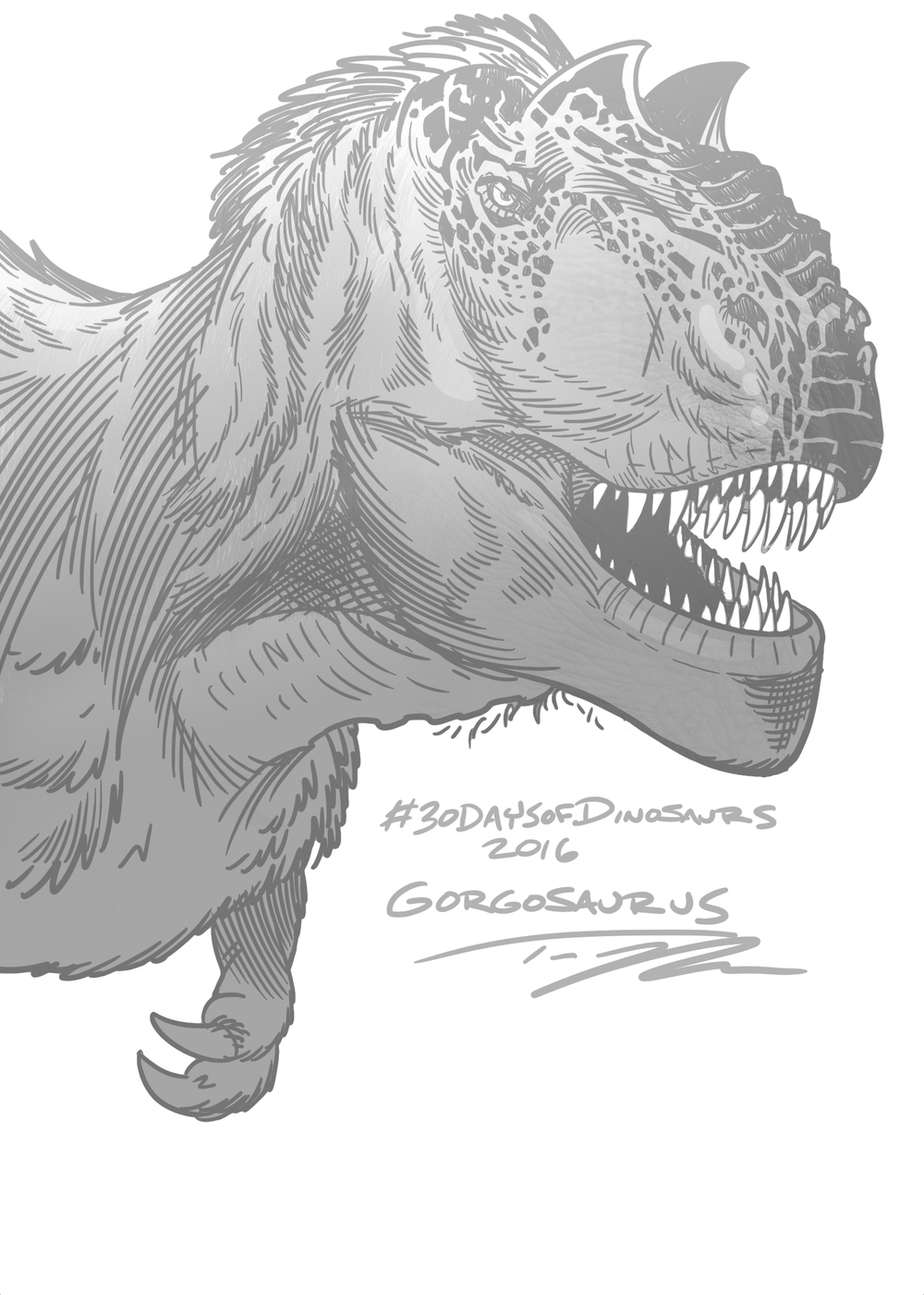 GorgosaurusTedRechlin