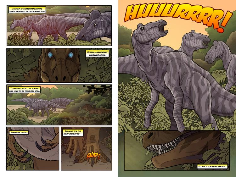 Tyrannosaurus rex ted rechlin p 6 7 tedrechlin altavistaventures Gallery