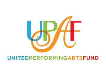 United Perfoming Arts Fund logo