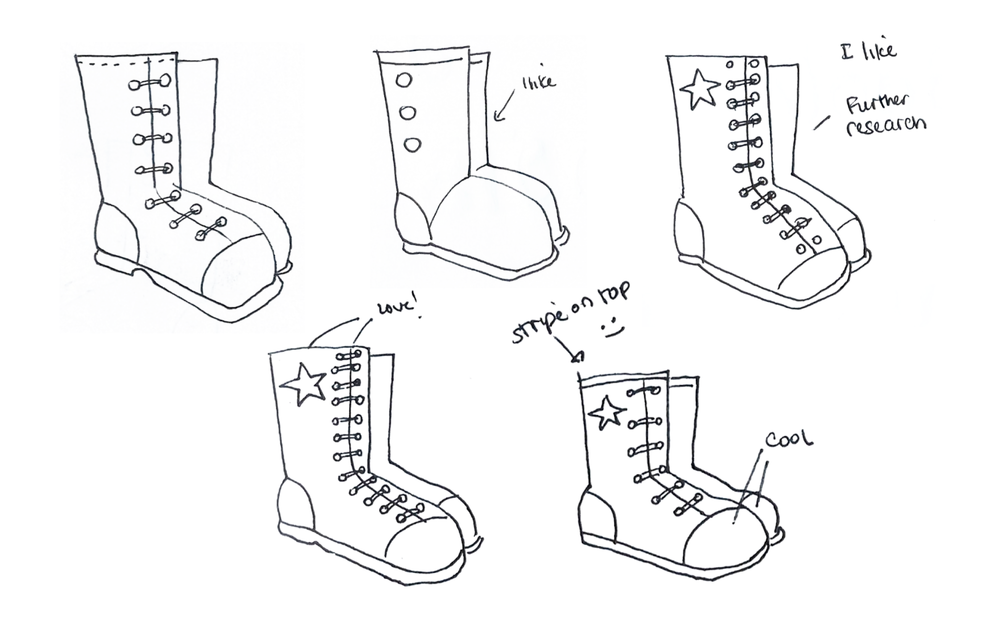 Lucky Boots Portfolio Layout.png