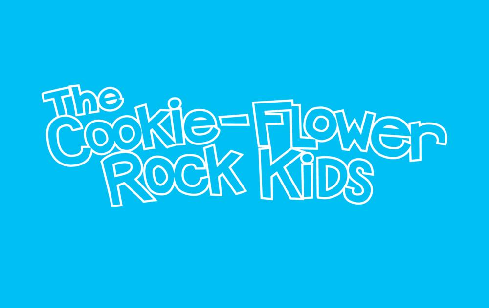 The Cookie-Flower Rock Kids