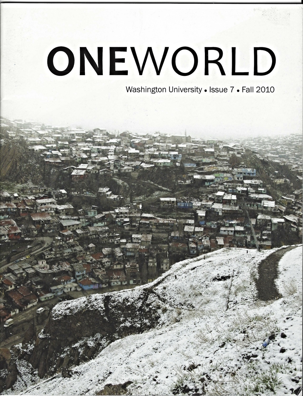 ONE World Magazine