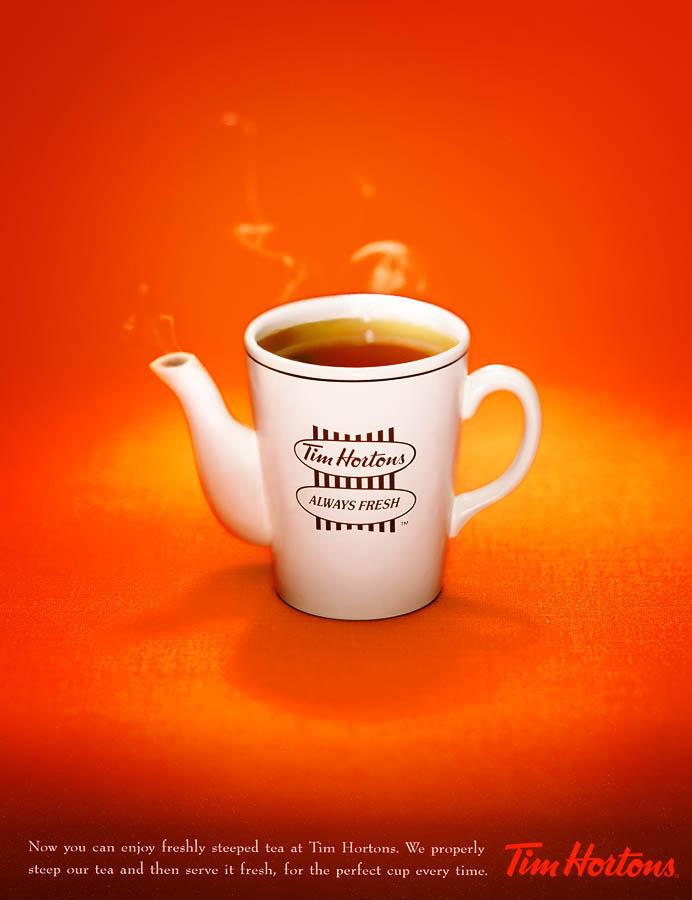 Tim Hortons Tea