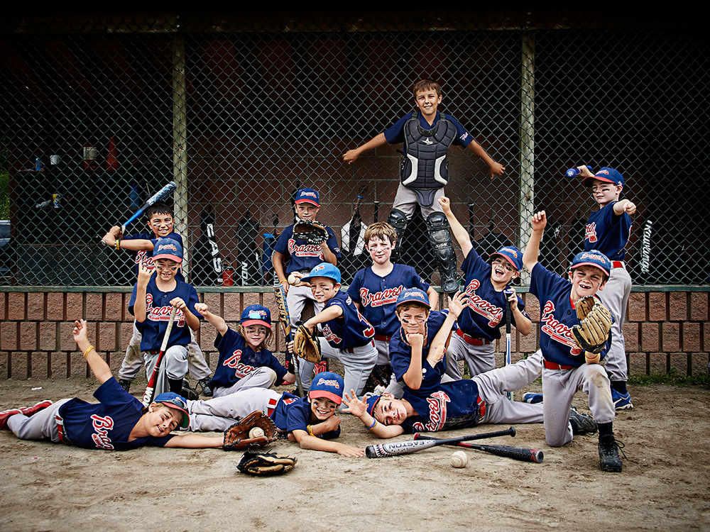 High Park 8 yr old Select team - Dundas, Ontario Tournament