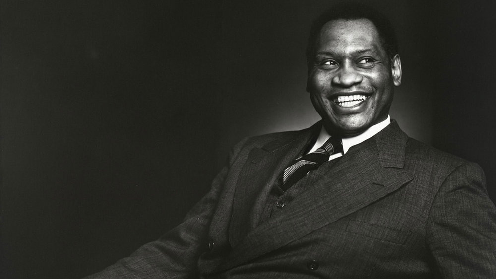 Paul Robeson: The First Black Star
