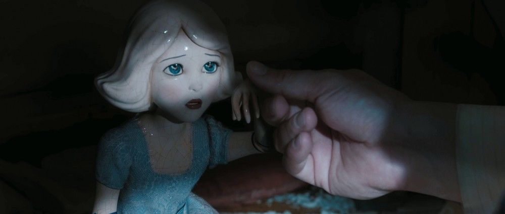 Copy of Copy of Copy of China Doll - Oz, The Great and Powerful