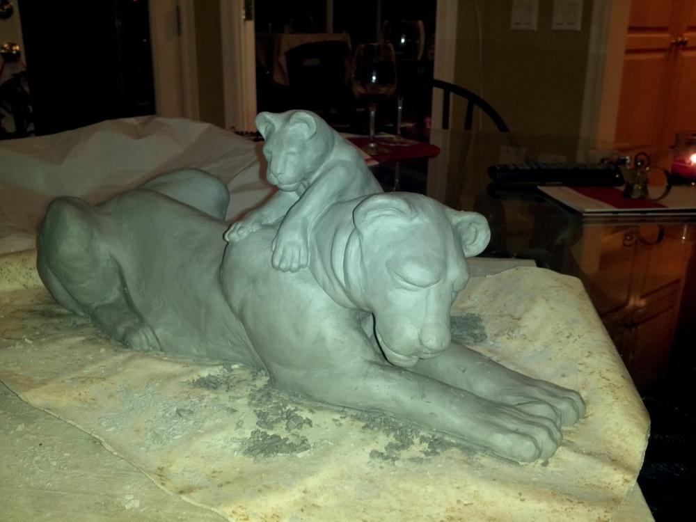 Original clay