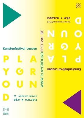 Het Kunstenfestival bevindt zich op twee locaties: enerzijds in Museum M, anderzijds in het Stuk.