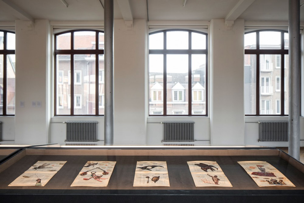 Bilal Bahir,  Memory Station (2015)© Kristof Vrancken / STUK