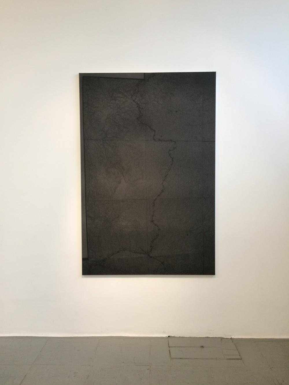 R.R.-D.R.-11 , ed. 1/3, Dirk Braeckman, 2011, zilvergelatinedruk, 180x120 cm