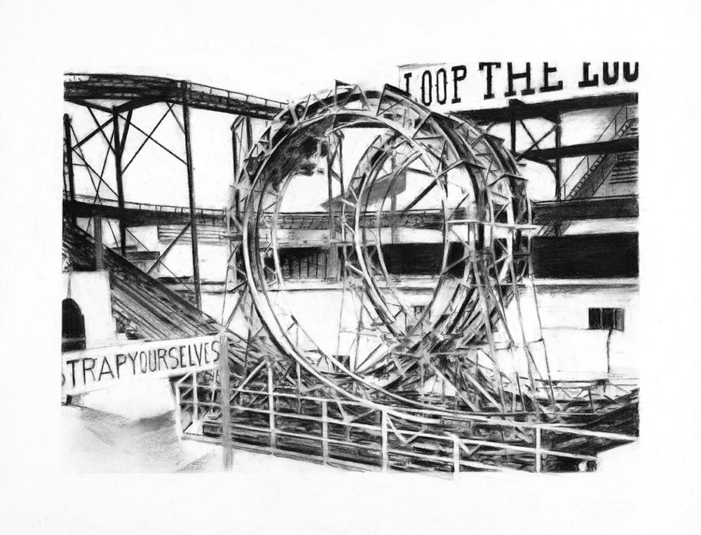 """""""Loop the Loop #3 (2015)"""