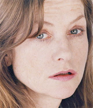 Roni Horn, Portrait of an Image (Isabelle Huppert)