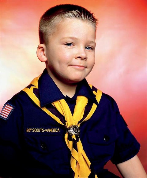 Andres Serrano, America, Boy Scout of America, 2003