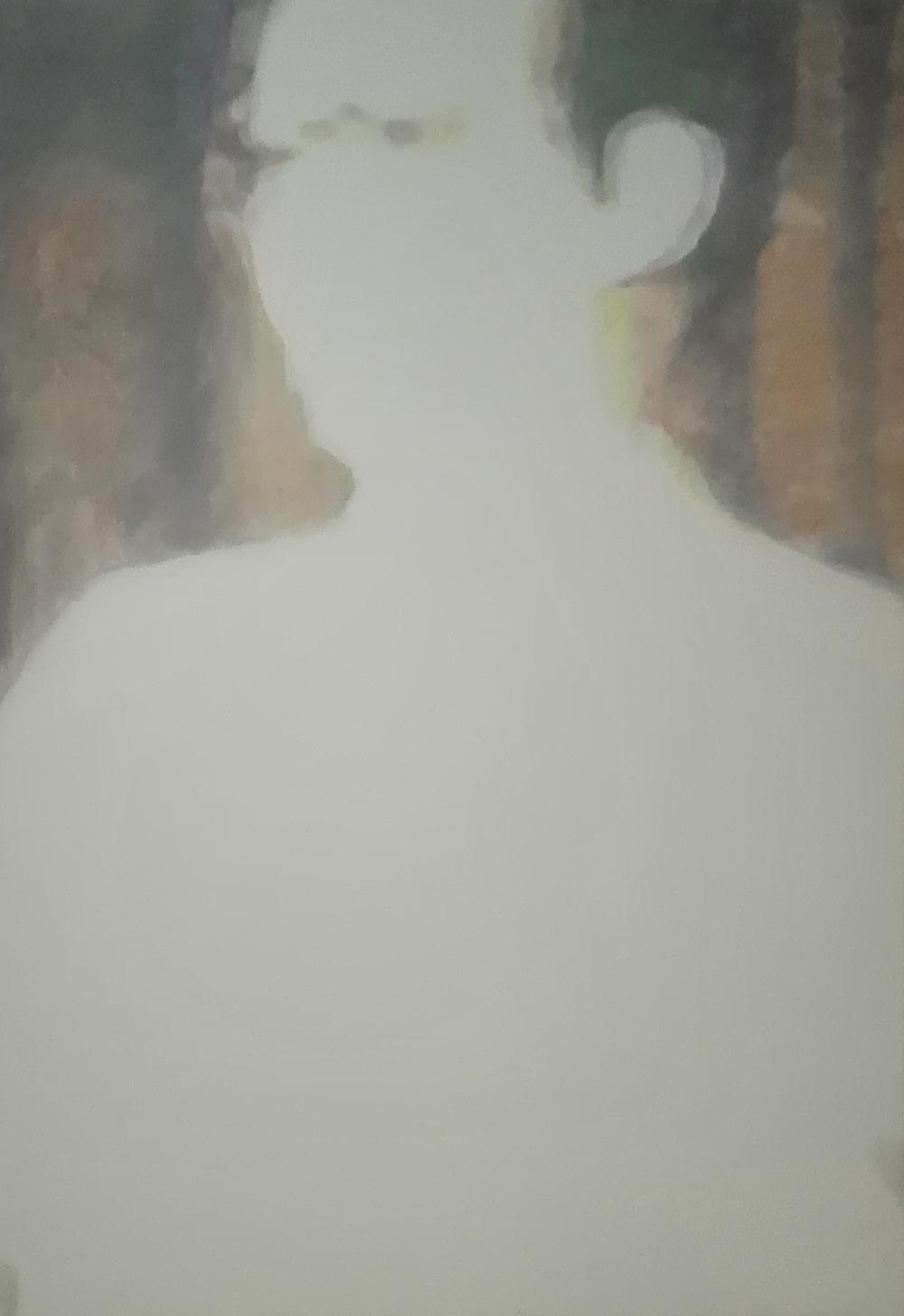 "Luc Tuymans, ""Issei Sagawa"" (2012)"