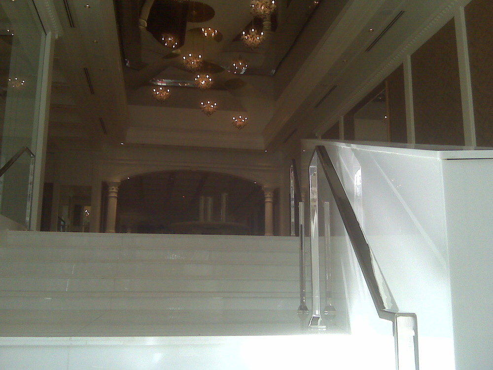 MIRROR FINISH RAILING