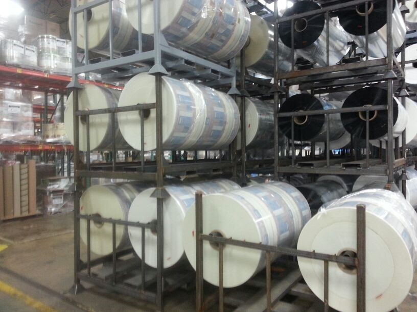 SPOOL STORAGE RACKS & SPOOL STORAGE RACKS u2014 Altona Custom Metal Works