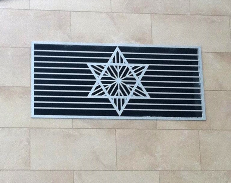 Vent Cover - Star of David