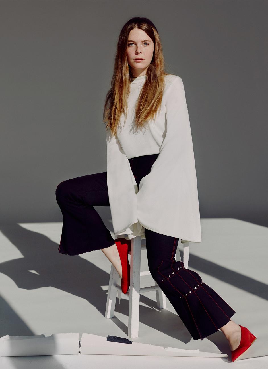 Maggie Rogers / W Magazine