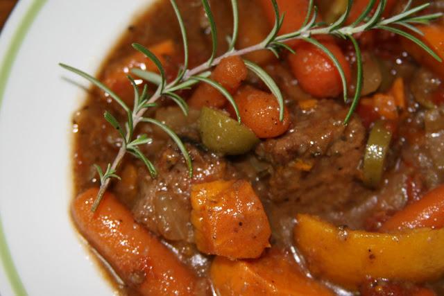 SimplyCooking Greek Style Beef Stew