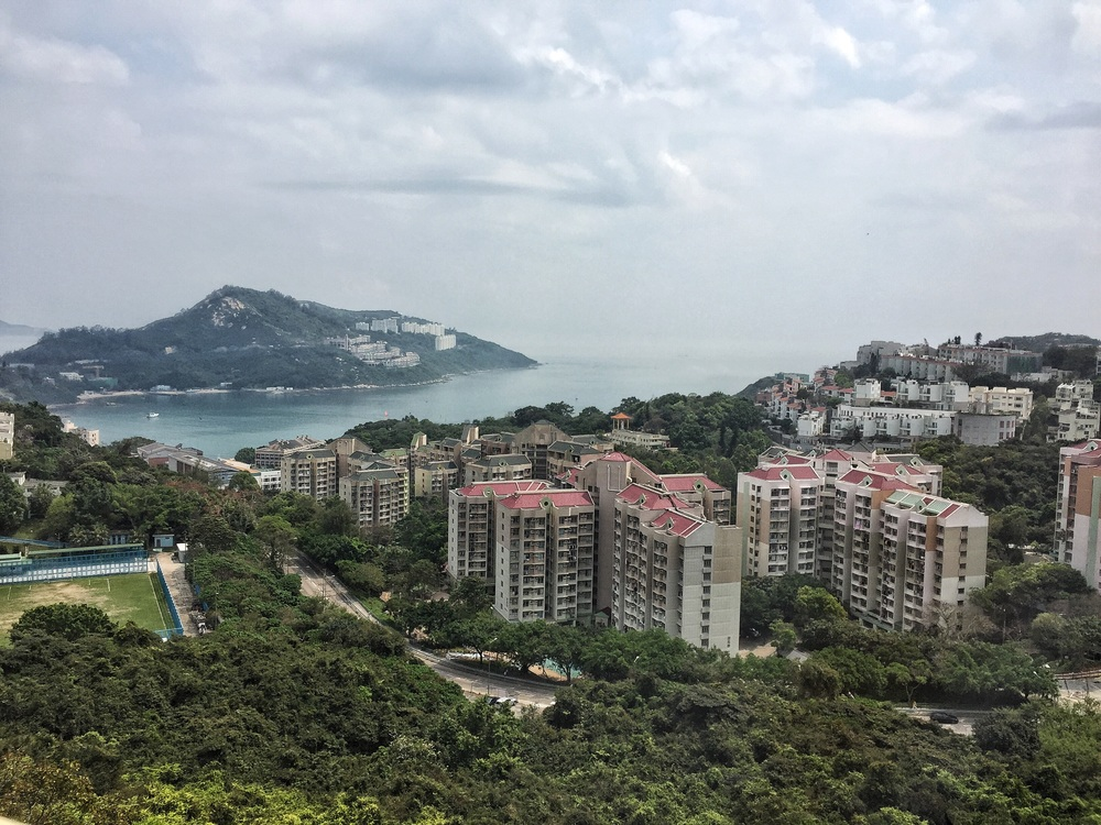 The South of Hong Kong Island