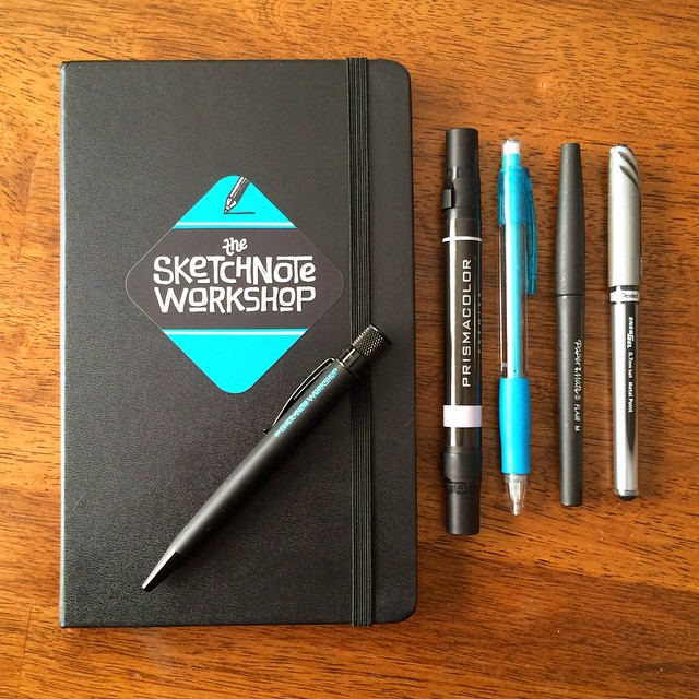 The Sketchnote Workshop Kit