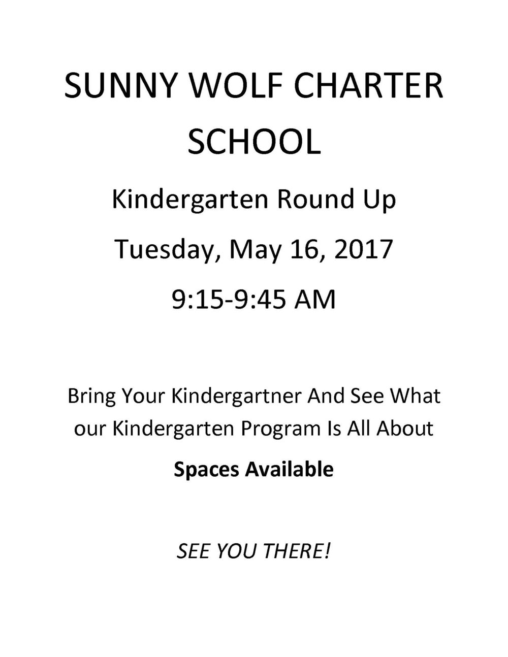 SUNNY WOLF CHARTER SCHOOLKindergarten Roundup 2017[21639].jpg