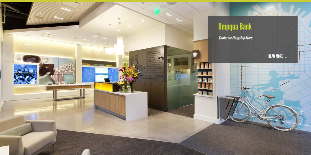 Umpqua Bank Flagship Retail Bank