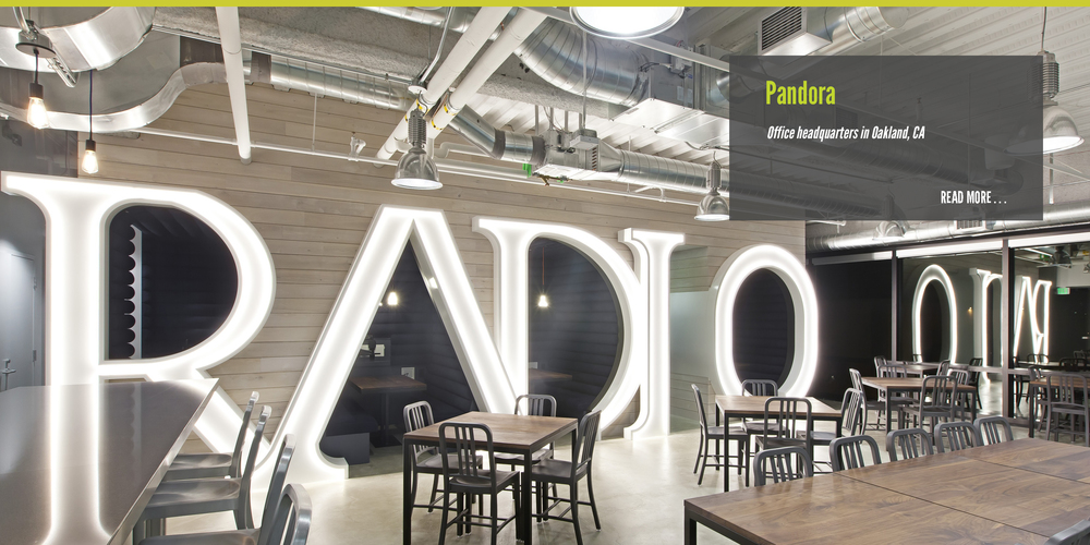 Pandora Radio Corporate Headquarters