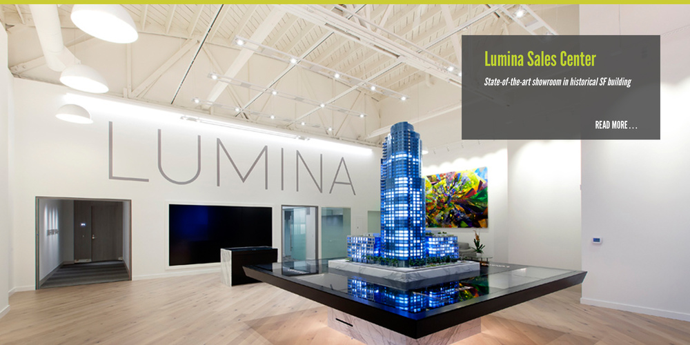 Lumina Sales Center