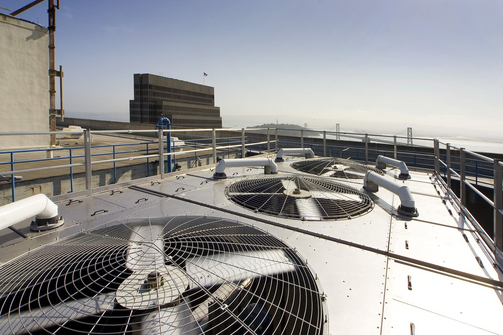50 CALIFORNIA STREET COOLING TOWER