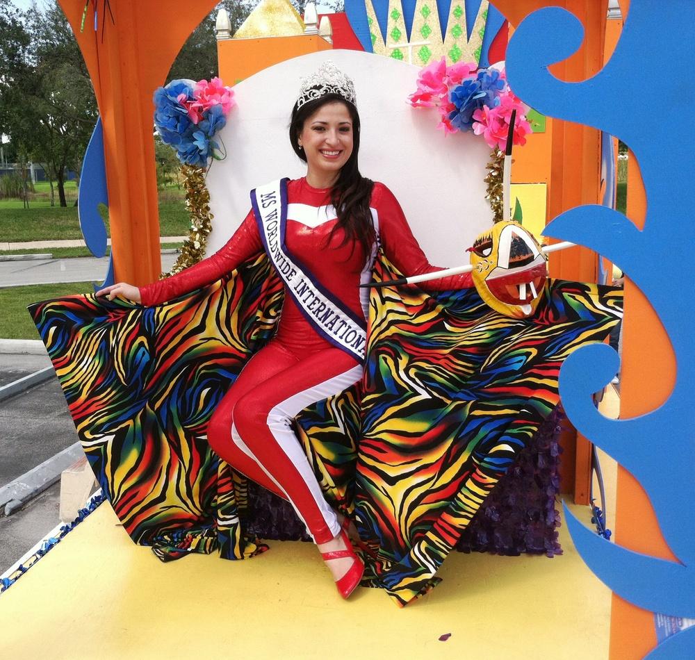 FIU Homecoming Parade 2013